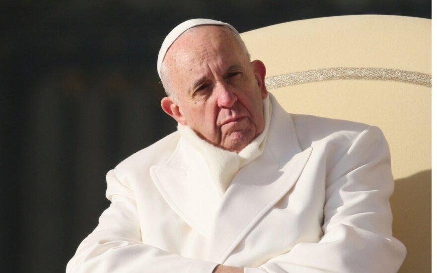 Выходит в свет новая книга папы римского Франциска