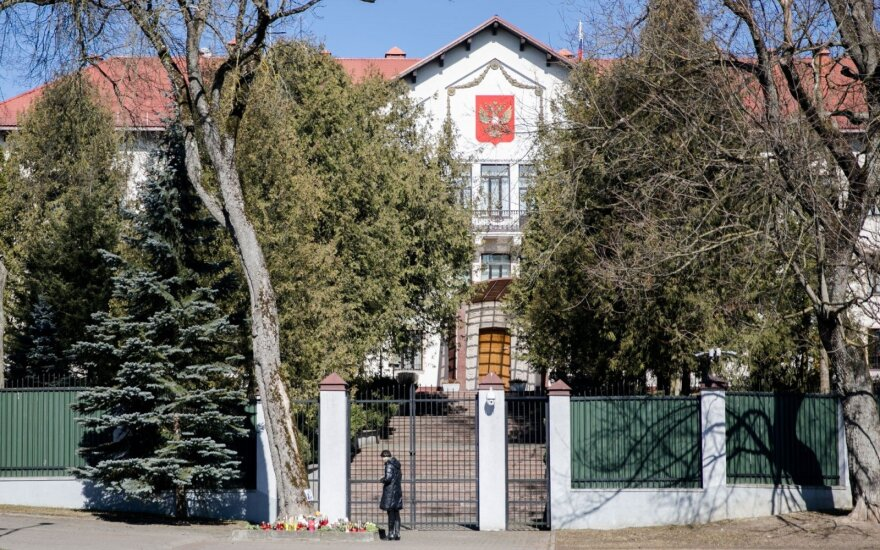 В знак солидарности с Чехией Литва высылает двух российских дипломатов