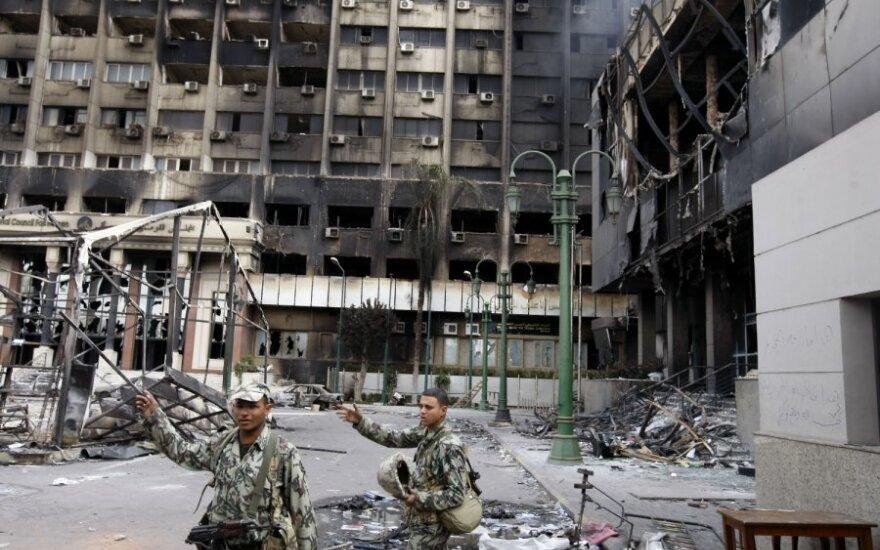Egipt: Wojsko przeprowadziło atak rakietowy na Synaj