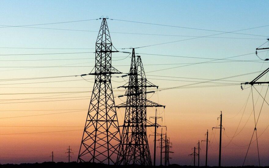 Поставщики зафиксировали в Литве рост цены на электроэнергию