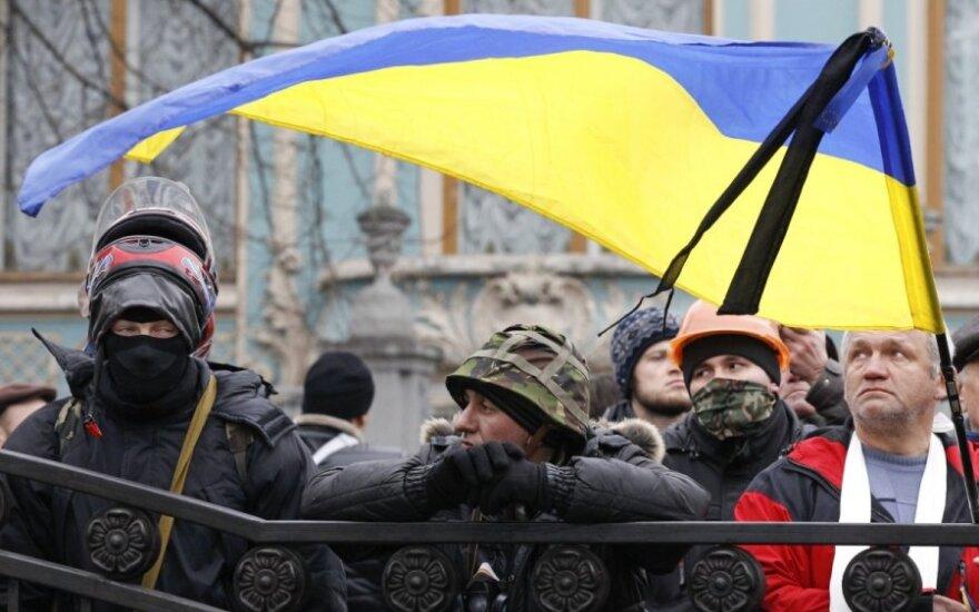 Įvykiai Ukrainoje. Vasario 22 d.