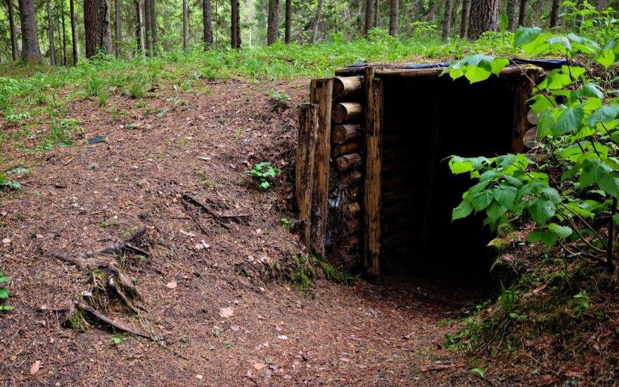 Минобороны Латвии: нужно строить бункеры