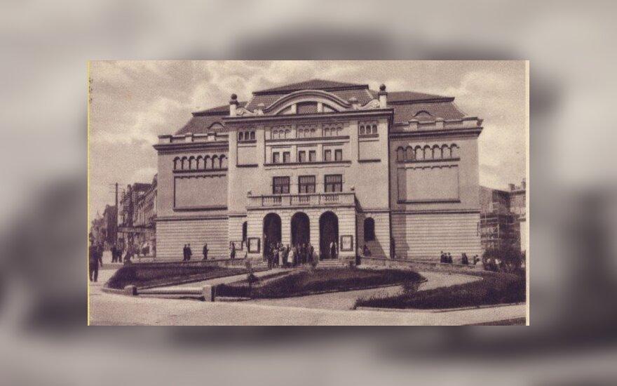 Столетний юбилей: Русский театр Литвы приоткроет тайны здания