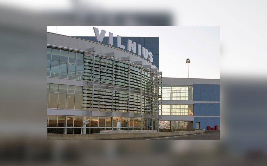 Вильнюсский аэропорт уволит 180 работников