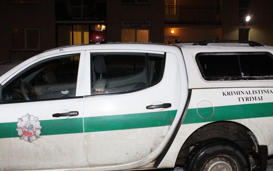 В Висагинасе совершено убийство, задержаны трое подозреваемых