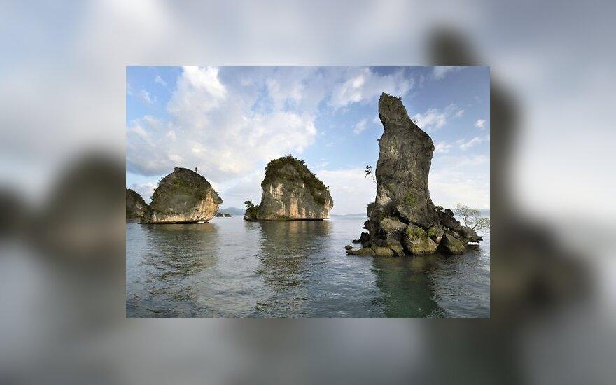 На Маврикии нашли остатки утонувшего в океане континента