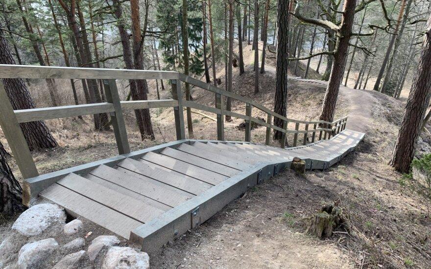 В Литве открыты для посещения прогулочные тропы