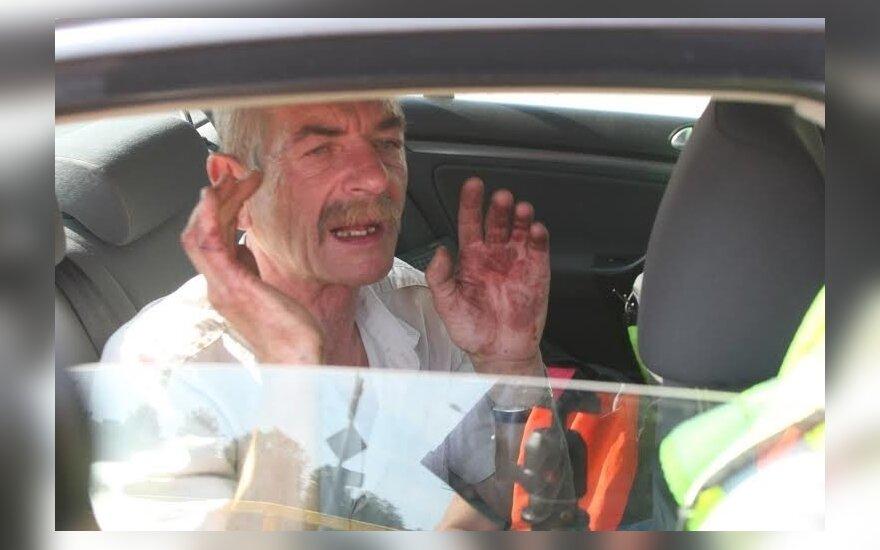 В Вильнюсе в аварии пострадала женщина, виновник пьян