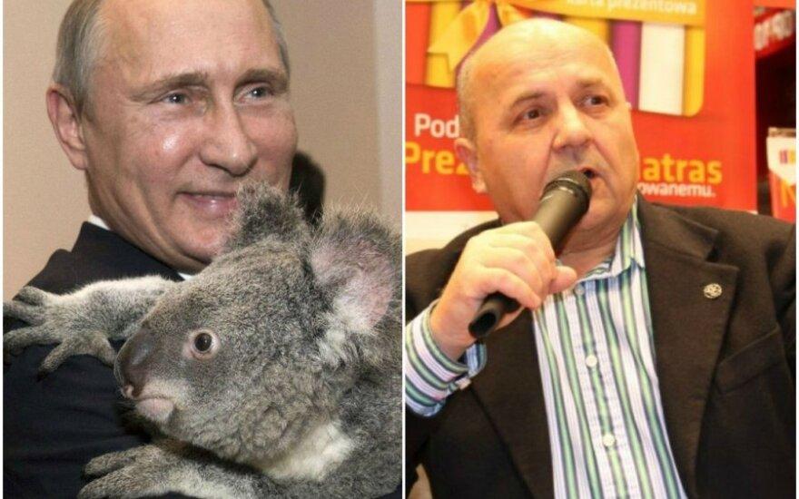 Виктор Суворов: Оккупация Литвы? У Путина нет другого выбора