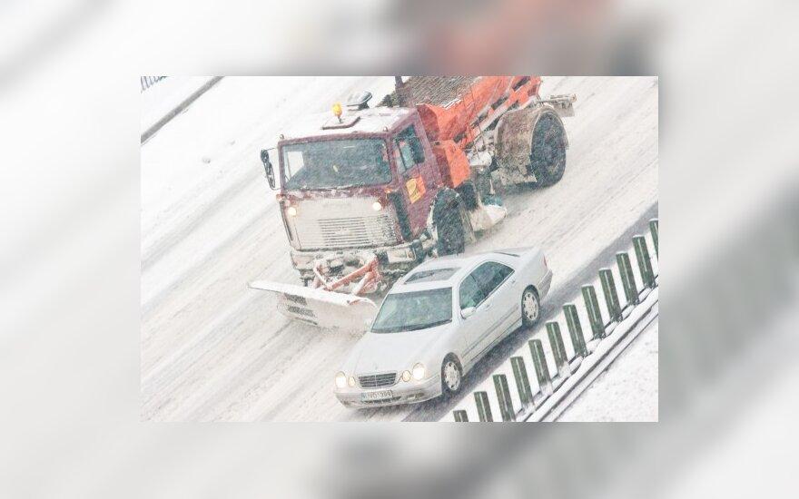 Дорожники не успеют очистить все дороги
