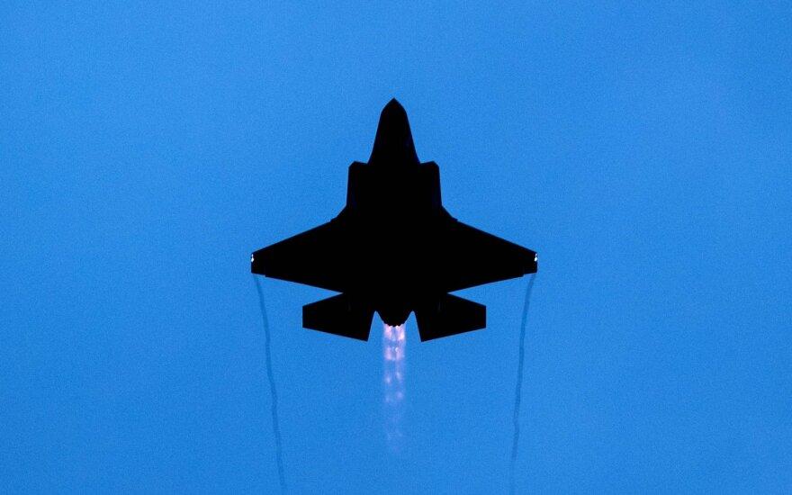 Турецкие пилоты прекратили полеты F-35 с американских баз