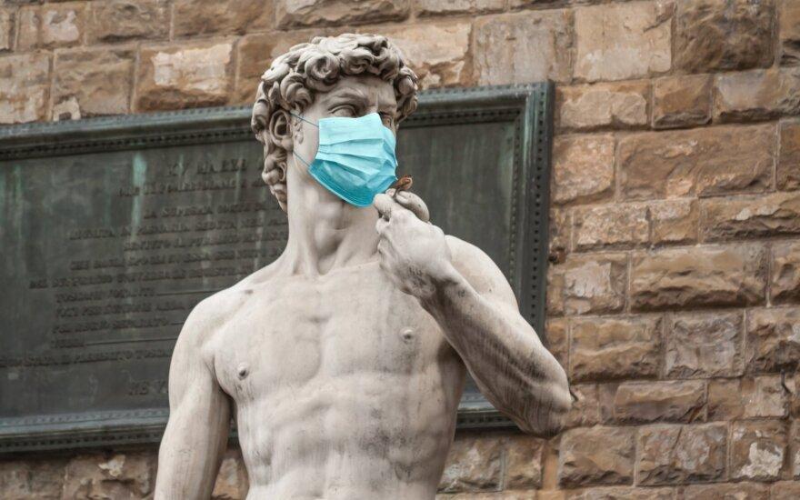 Koronavirusas Italijoje.