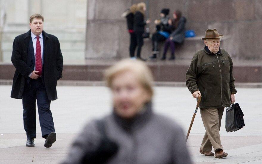 Глава ЦБ Литвы о пенсионной реформе: я не совсем понимаю, что происходит