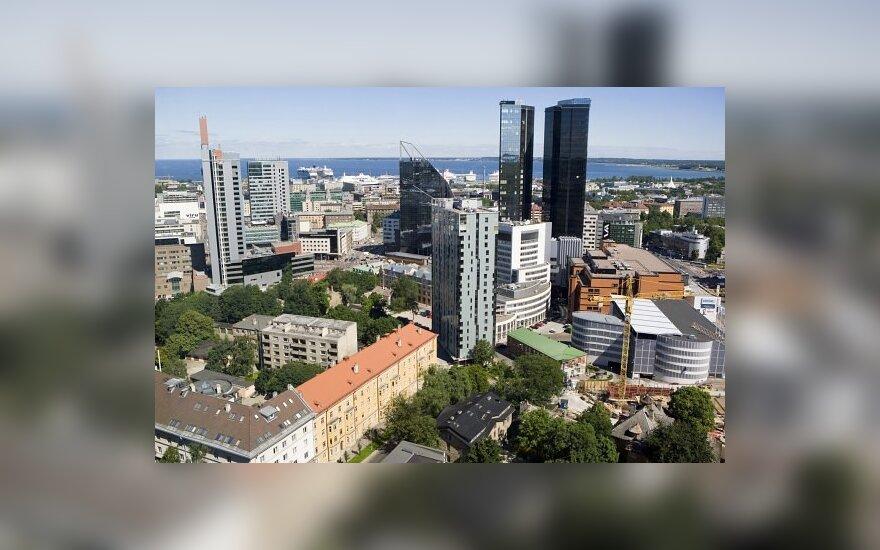 Эстонские компании захватывают Латвию
