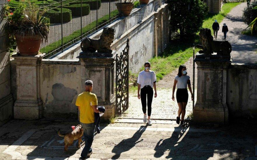Италия с 3 июня снимает запрет на въезд и выезд из страны