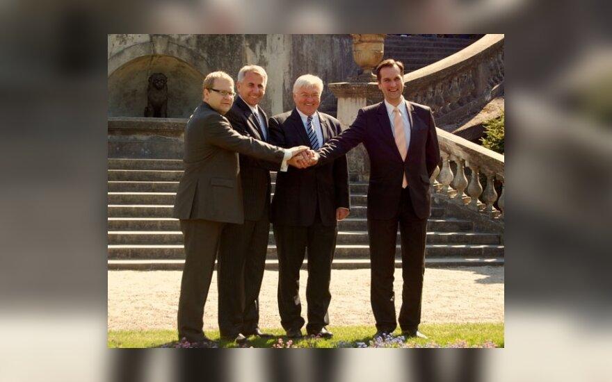 В.Ушацкас: соединение газопроводов Литвы и Польшы увеличит энергобезопасность