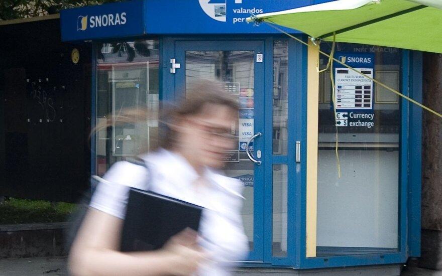 Литовские прокуроры завершили расследование о хищениях имущества банка Snoras