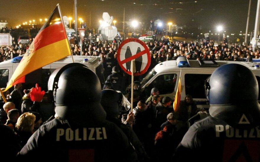 Суд в Германии приговорил лидера ПЕГИДА к крупному штрафу