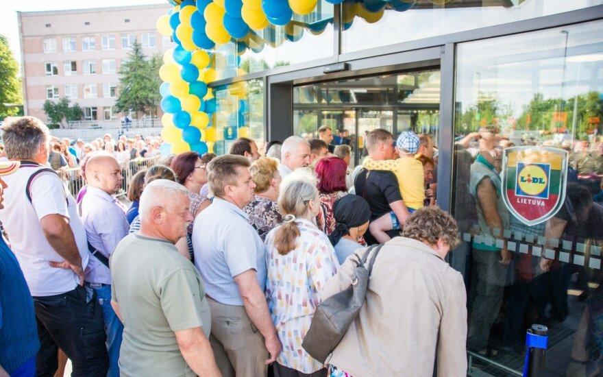 В Клайпеде откроется еще один магазин Lidl