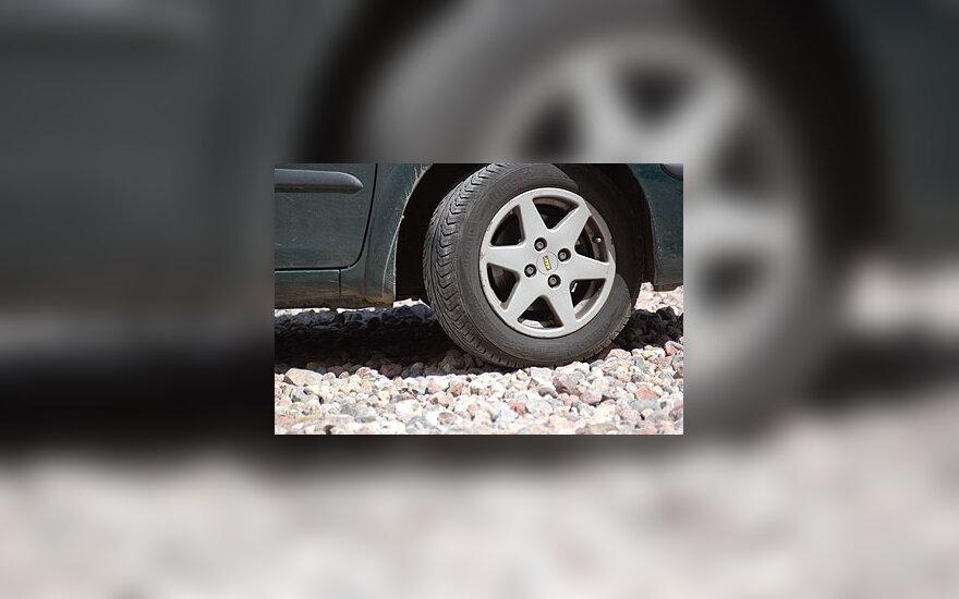 Automobilio ratas