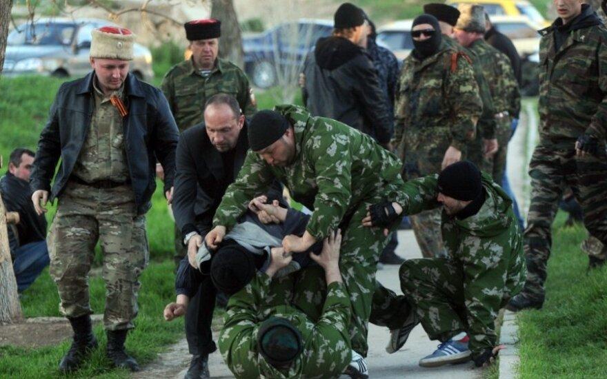 Минобороны подтвердило: в Крыму убит украинский офицер