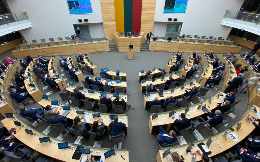 Заседания Сейма будут продолжены, политиков и работников будут тестировать чаще