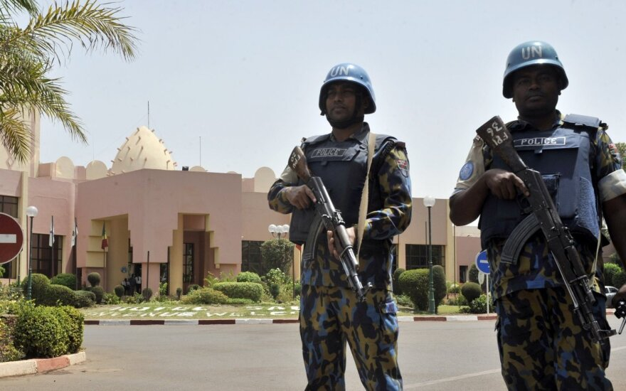 Литва намерена отправить в Мали до 40 своих военнослужащих