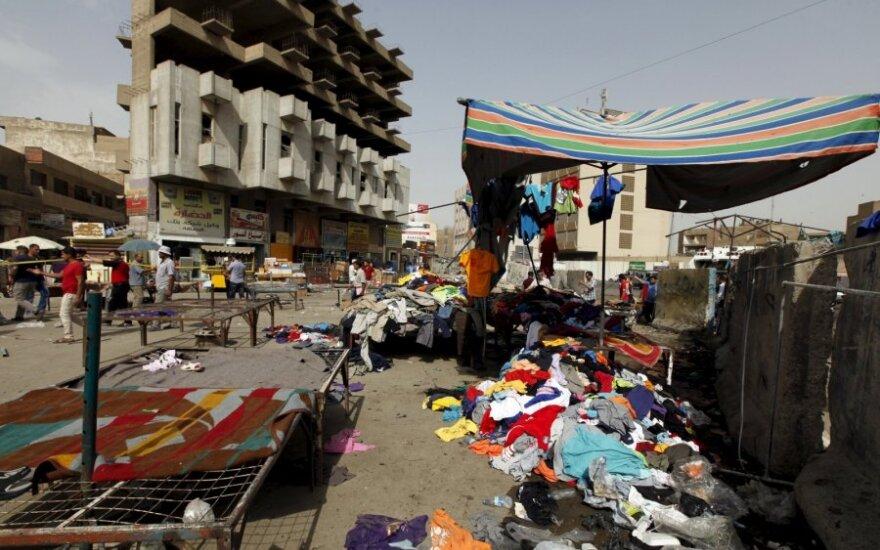 В Ираке 90 человек пострадали в результате утечки хлора