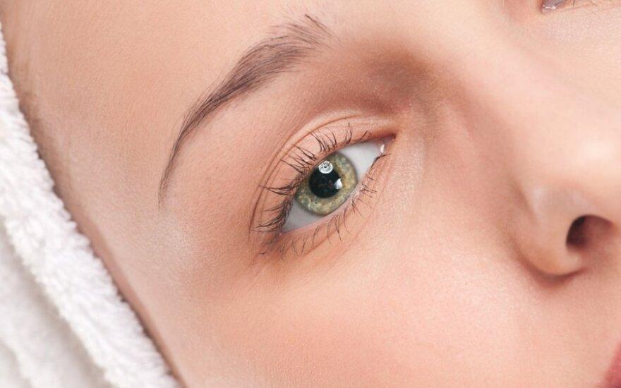 Домашние сыворотки для нежной кожи вокруг глаз