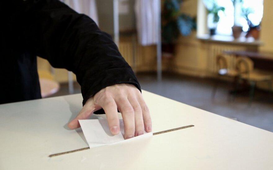 ЦИК: граждане Литвы за рубежом не спешат регистрироваться для голосования на выборах
