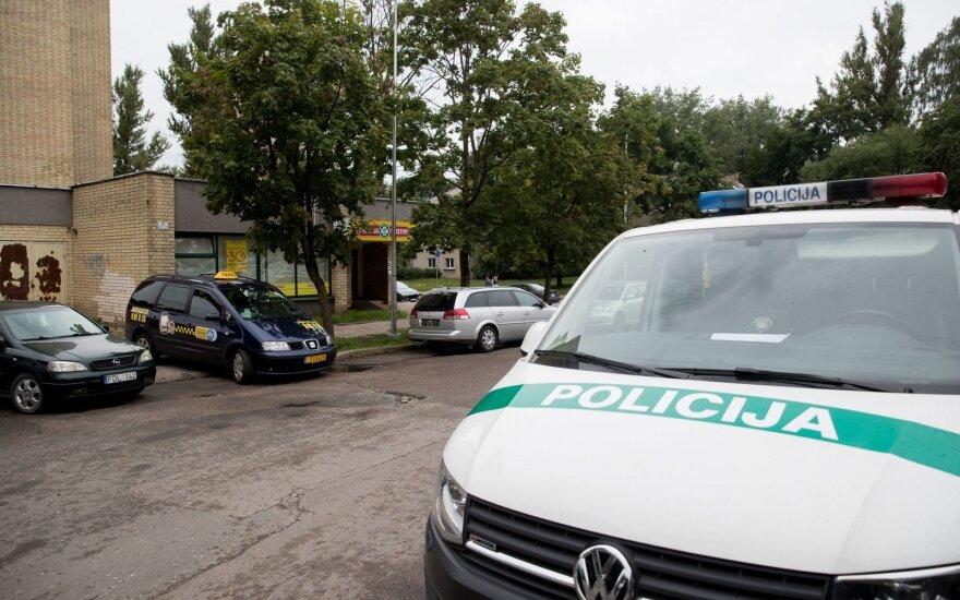 Вооруженное ограбление в Вильнюсе: на аптекаря напал мужчина в маске