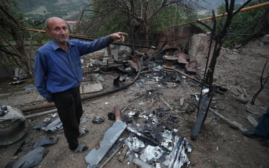 Как азербайджанцы возвращаются к миру после войны в Карабахе