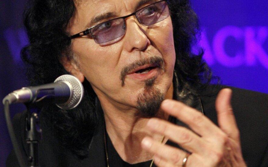 Black Sabbath narys Tony Iommi