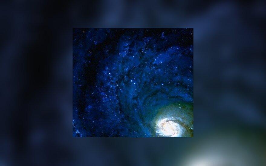 У звезд нашли стремление подражать своим галактикам