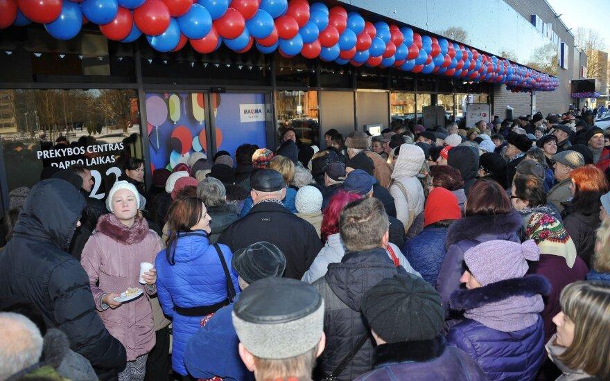 В Друскининкай открылся новый и самый большой торговый центр