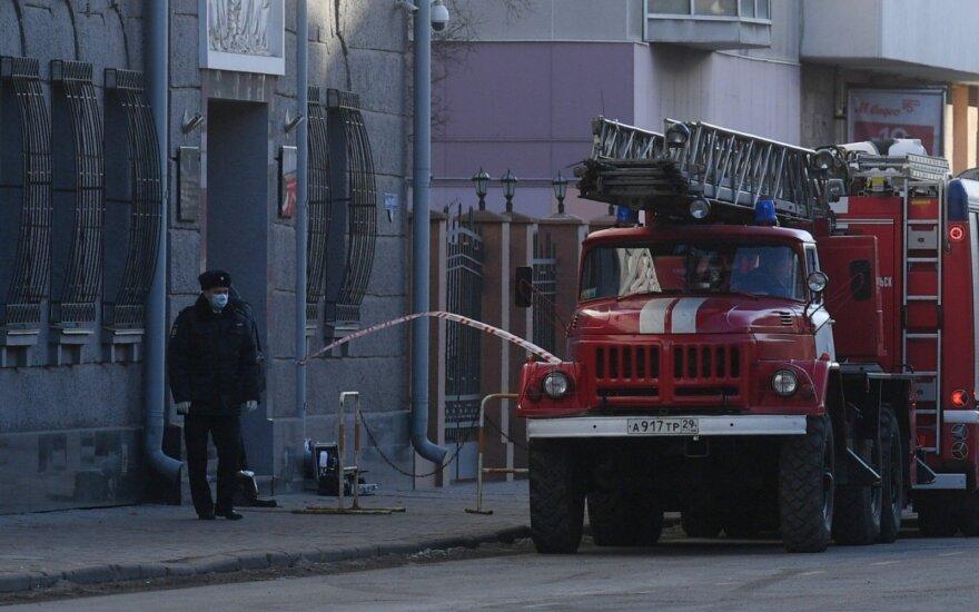 """""""Они же крысы"""": Соловьев возложил ответственность за теракт в ФСБ на журналистов и политика Гудкова"""