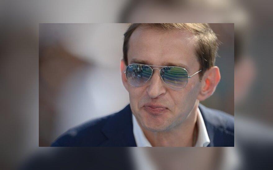 Константин Хабенский снова станет отцом