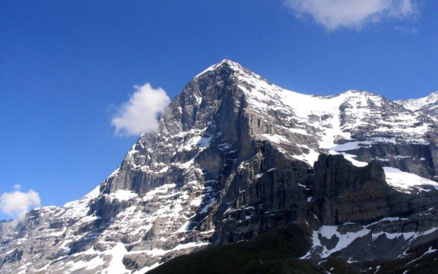 Šiaurinės Alpių sienos