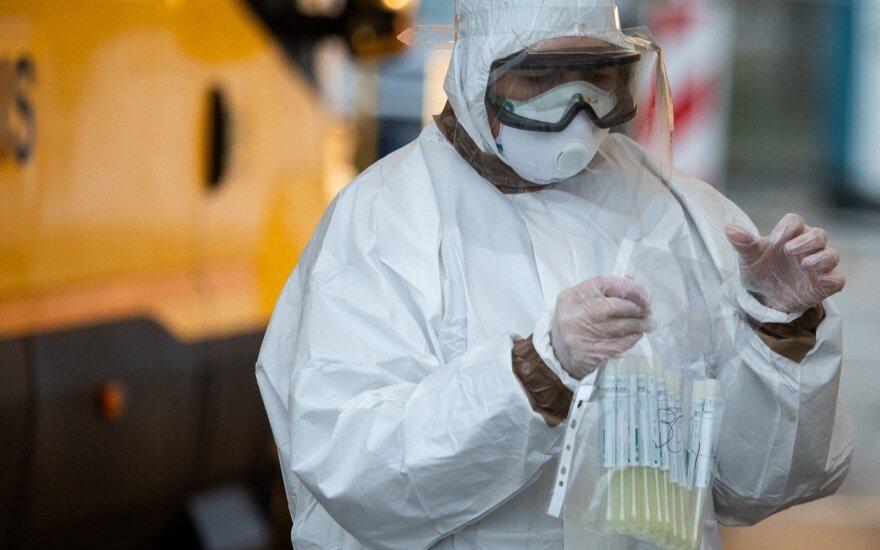 В Литве – еще 59 новых случаев коронавируса