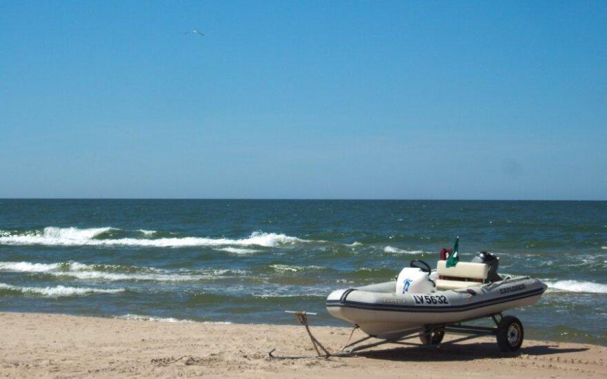 Литовцы находят хорошие и более дешевые, чем Паланга, места отдыха