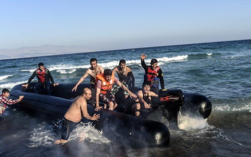 Евросоюз ожидает прибытия еще 3 млн беженцев