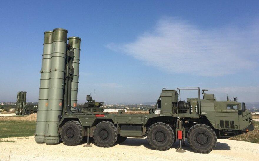 Турция закупит у России зенитные комплексы С-400