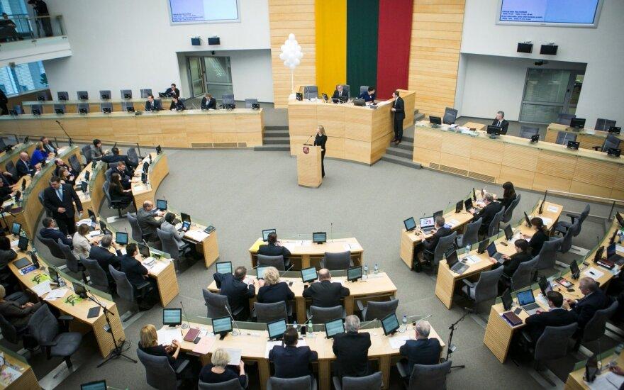 """Литовские парламентарии продолжат рассмотрение """"Закона Магницкого"""""""