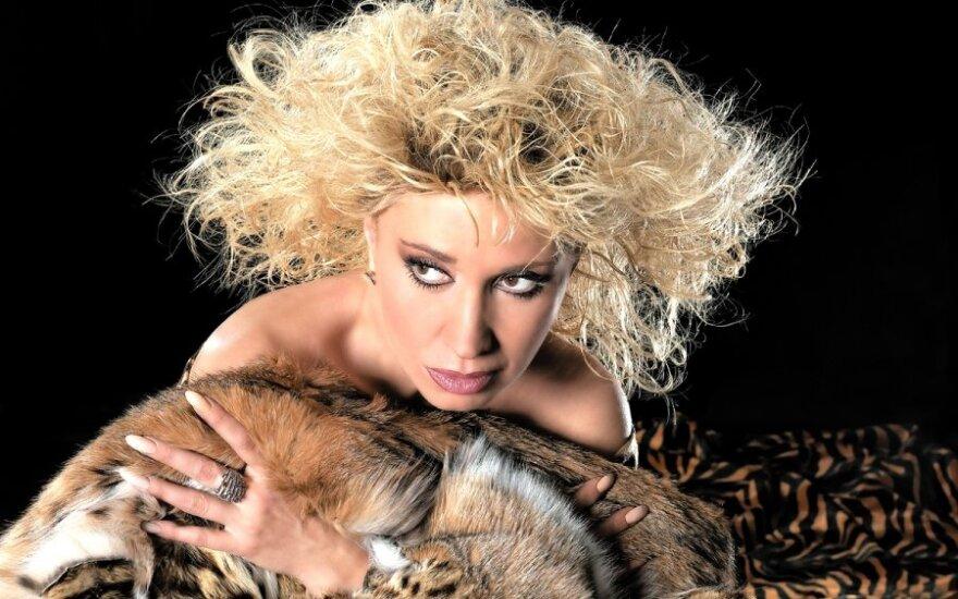 Irina Alegrova. www.irinaallegrova.ru nuotr
