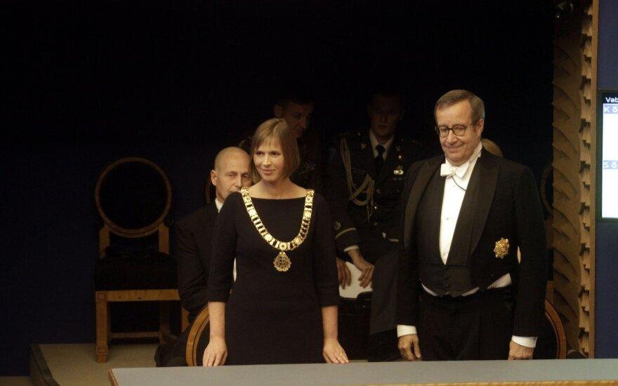 Покинувшему пост президенту Эстонии выплатят более 94 000 евро