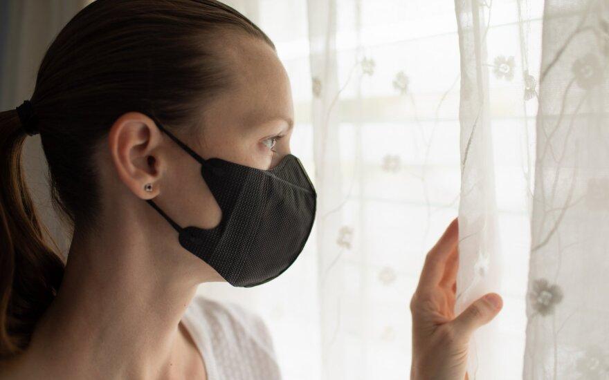 Koronavirusas gali paveikti psichologinę būklę.