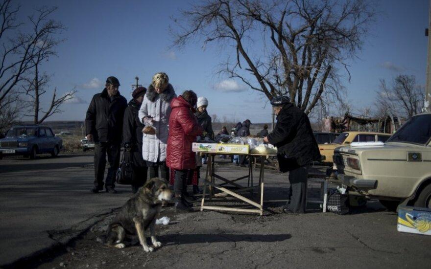 В Литву прибыла третья семья переселенцев из Украины