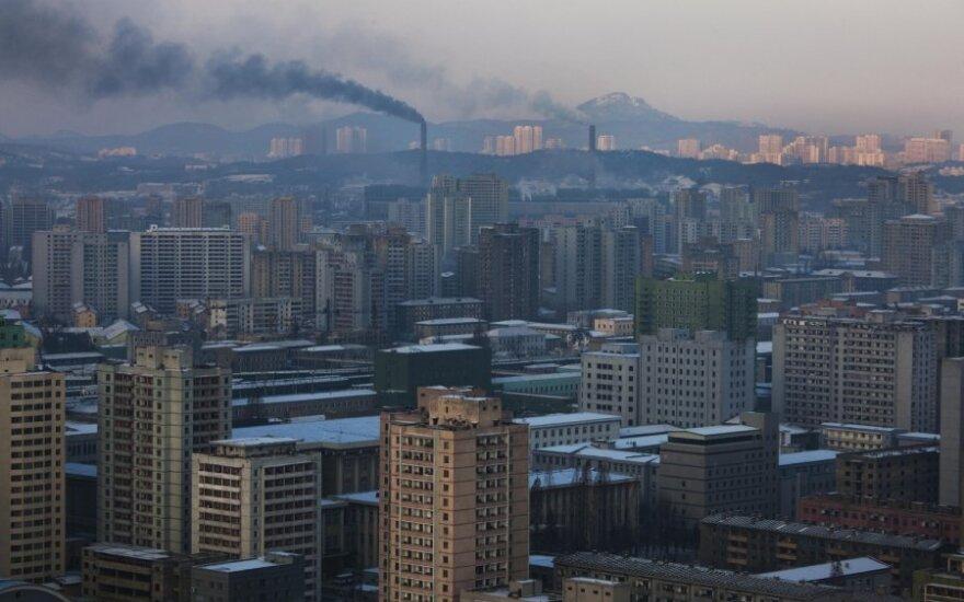 Pchenjanas, Šiaurės Korėja