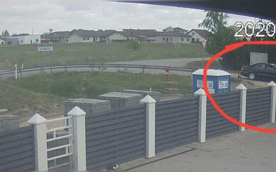 Якобы похищенную в Клайпедском районе женщину нашли дома - сообщают о конфликте между сожителями
