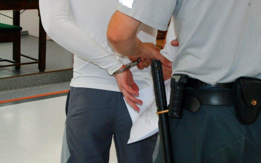 Безработный, судимый 11 раз, подозревается в организации сети распространения наркотиков